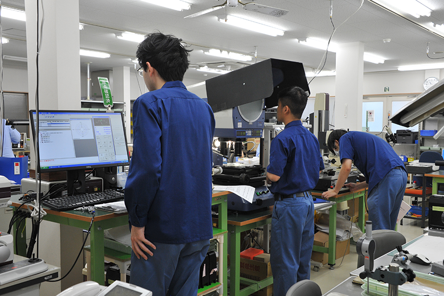 Inspection apparatus